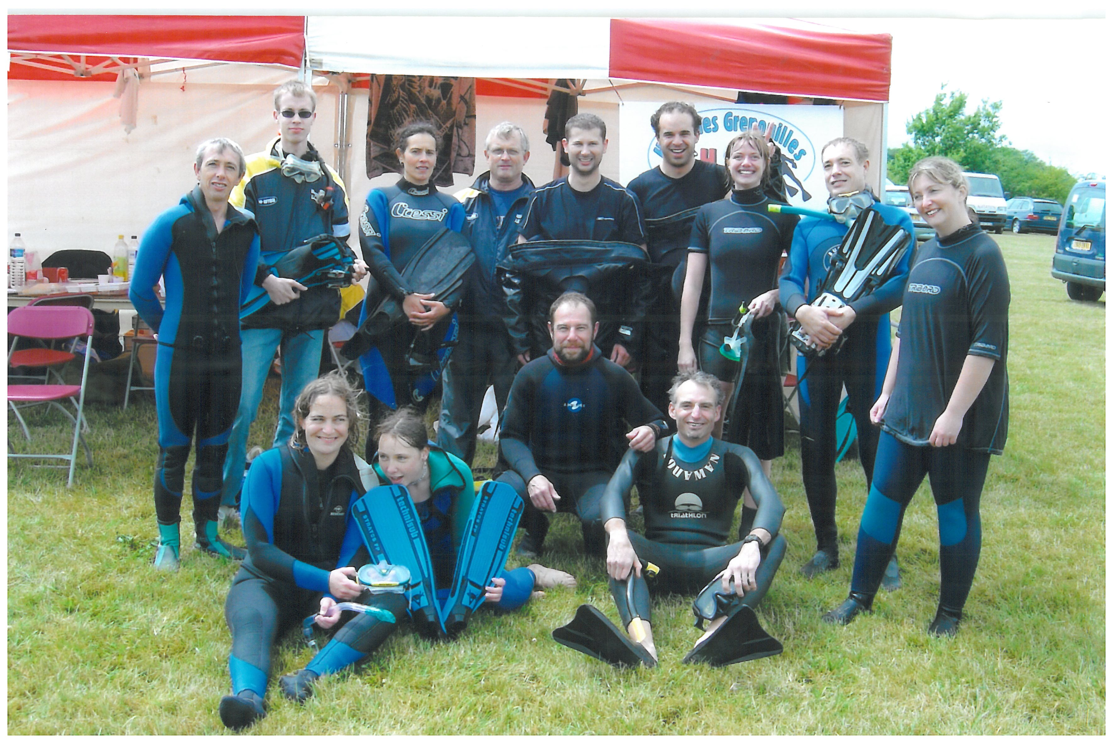 triathlon 2004 - 1