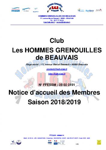 HGB_Accueil des membres_2018-2019